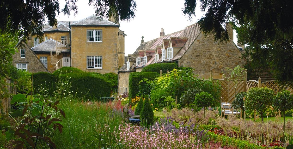 Step inside the Cotswold House Hotel & Spa